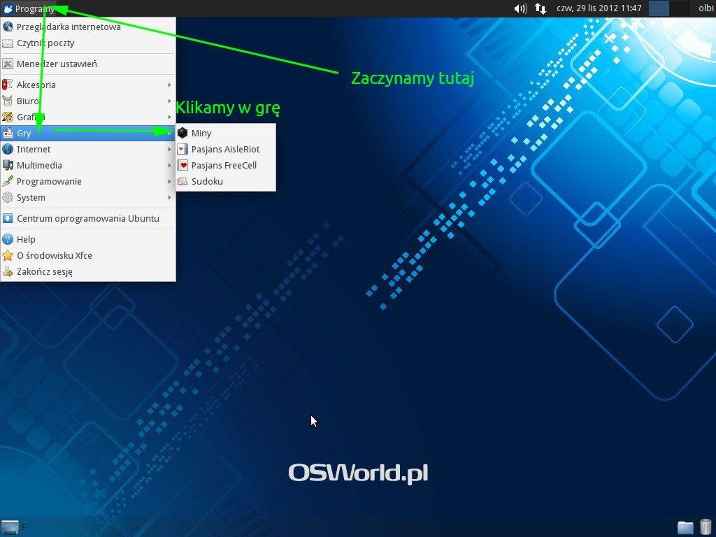 Xubuntu 12.10 - Xfce