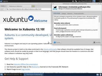 Xubuntu 12.10 - pliki pomocy