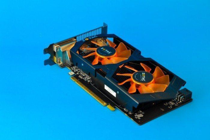 ZOTAC GeForce GTX 750 Ti OC - chłodzenie