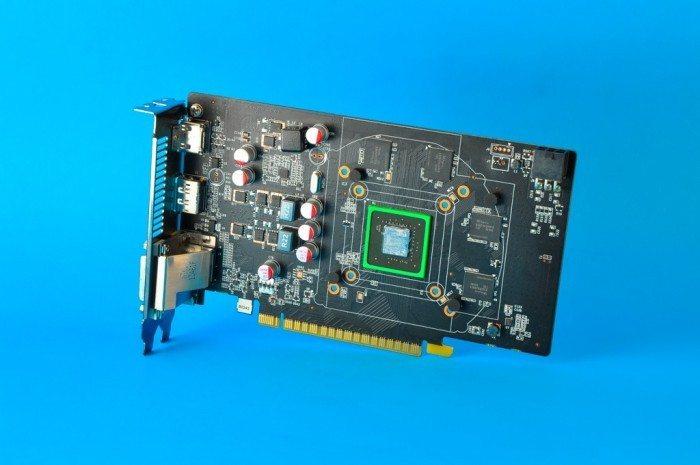 ZOTAC GeForce GTX 750 Ti OC - rdzeń Maxwell