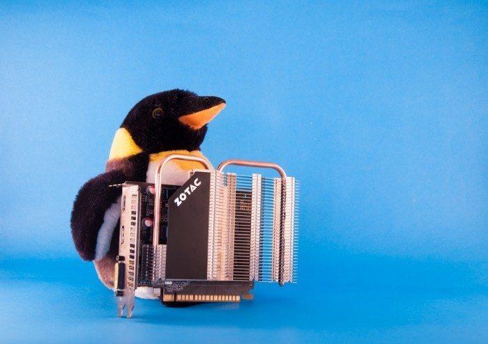 ZOTAC GeForce GTX 750 Zone Edition - chłodzenie