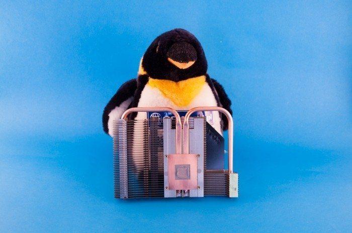 ZOTAC GeForce GTX 750 Zone Edition - chłodzenie od wewnątrz