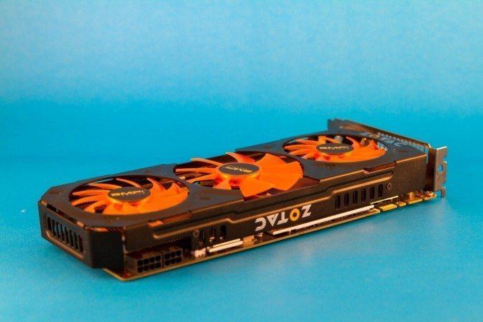 ZOTAC GeForce GTX 780Ti AMP! Edition - zasilanie