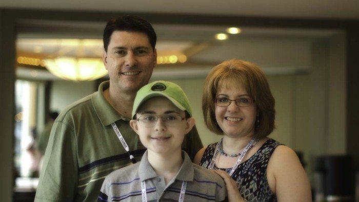 Zachary DuPont - rodzina