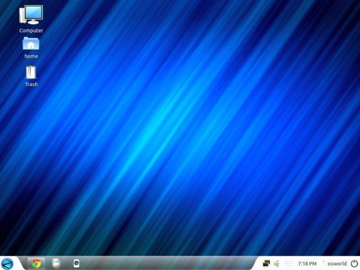 Zorin OS 6 Core i Ultimate - wygląd Windows 7