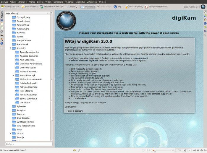digiKam 2.0.0
