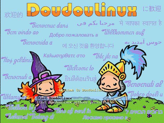 DoudouLinux 1.0