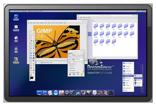 DreamLinux 3.5 RC4