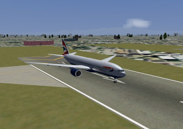 FlightGear 2.4.0