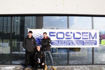 OSWorld.pl na FOSDEM