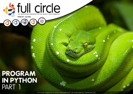 full circle magazine numer 27