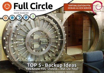 full circle magazine - numer 43