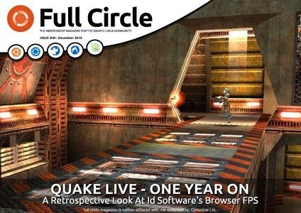 full circle magazine - numer 44