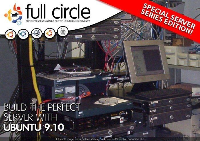 full circle magazine - numer SE01