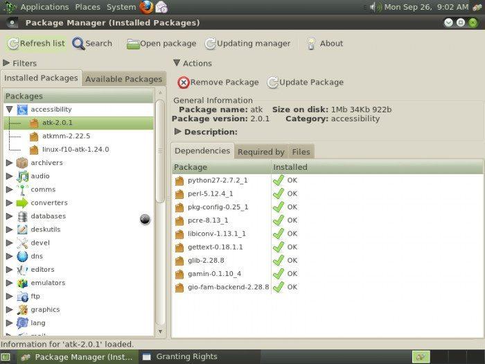 GhostBSD 2.5 Beta 2