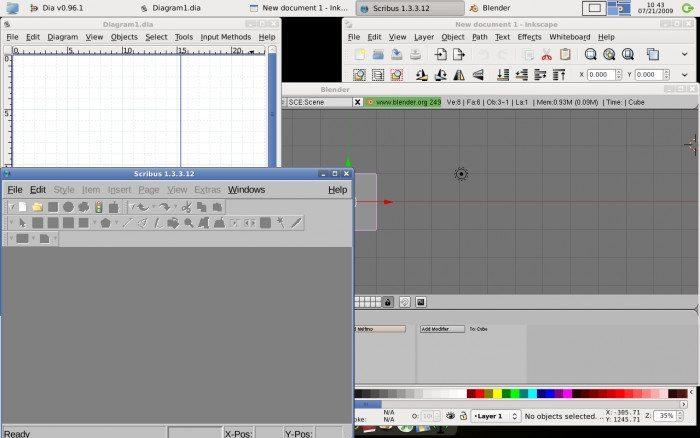 SLAMPP - Edycja grafiki