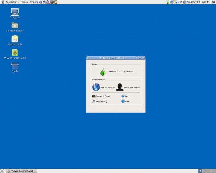 Incognito Live System 0.7