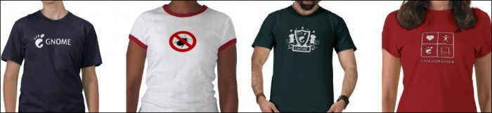 GNOME T-Shirts