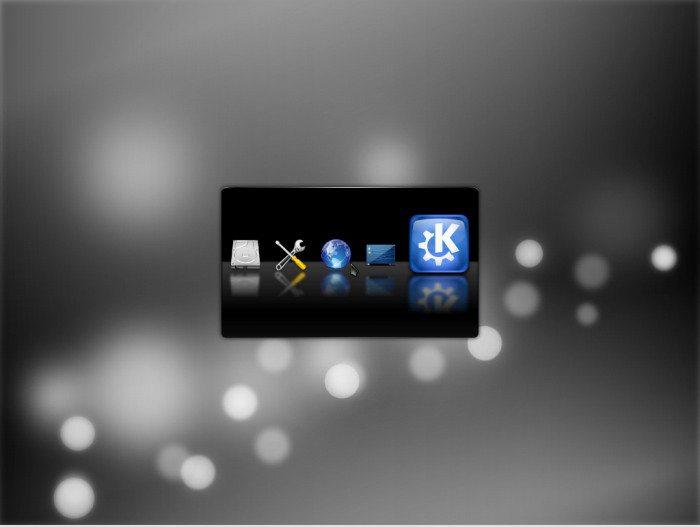 Kongoni - KDE
