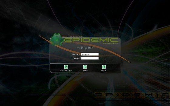 Epidemic - KDM