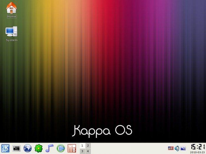 Kappa OS