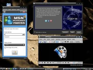 Legacy OS