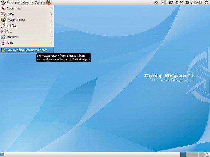 Linux Caixa Mágica 16