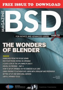 Magazyn BSD