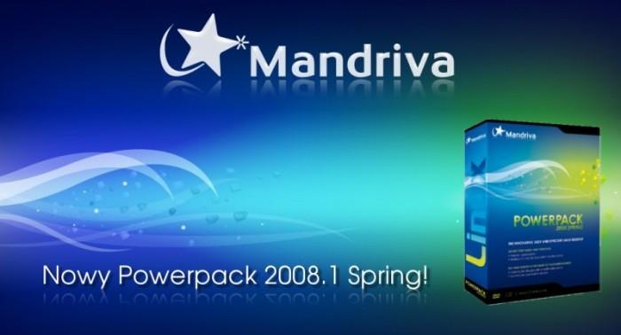 Mandriva PowerPack 2008.1