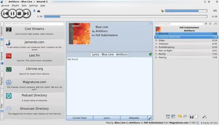 """Linux Mint 7 RC1 """"KDE"""""""