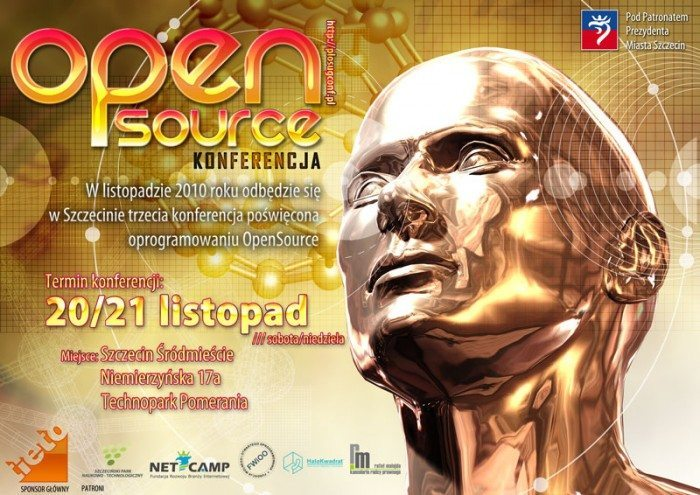 Konferencja Open Source Szczecin 2010
