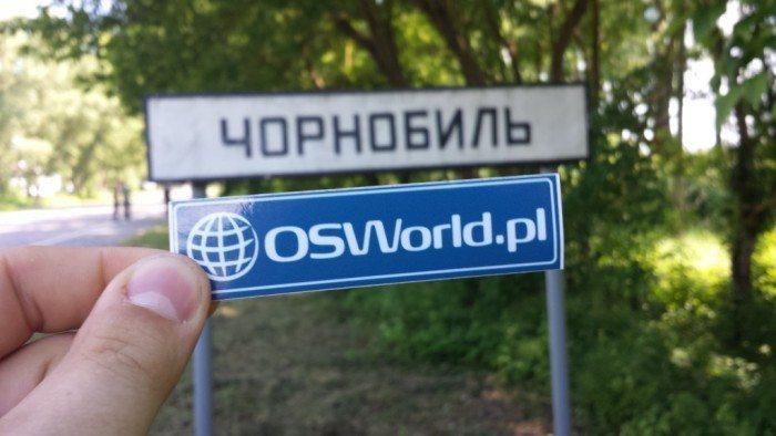 OSWorld.pl w Czarnobylu
