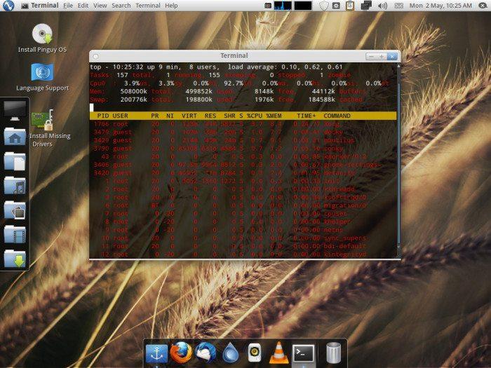 Pinguy OS 11.04 beta