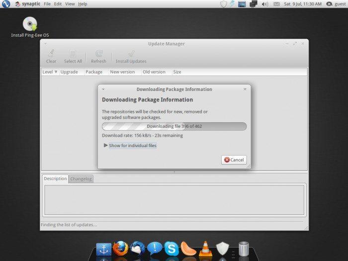 """Pinguy OS 11.04 """"Ping-Eee"""""""