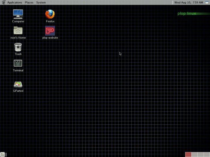 Plop Linux 4.1.2