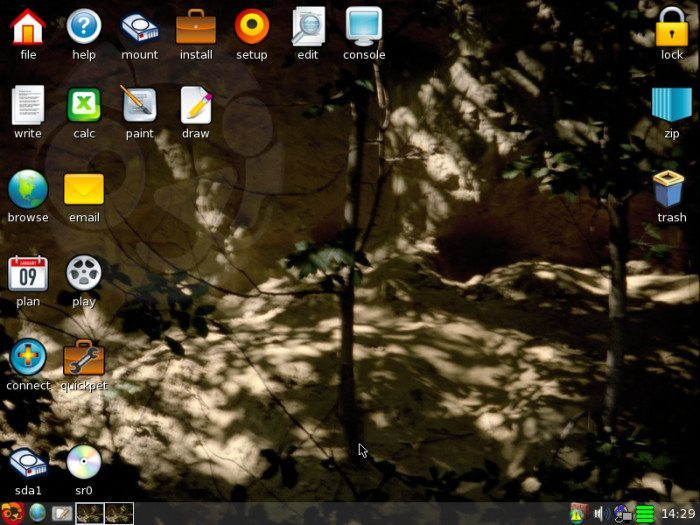 Puppy Linux 5.2.5