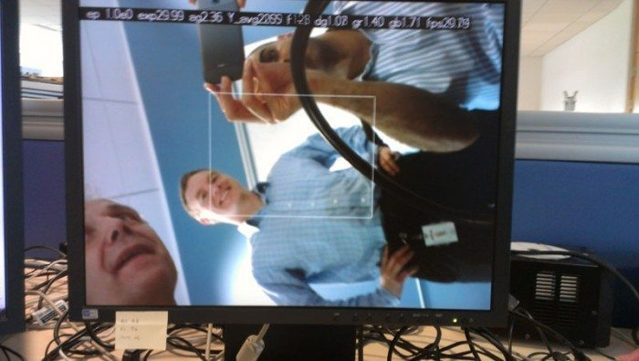 Raspberry Pi - obraz z kamery