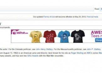 reklamy w wikipedii