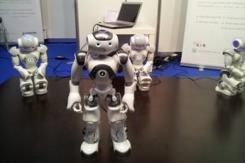 Robot na Linuksie