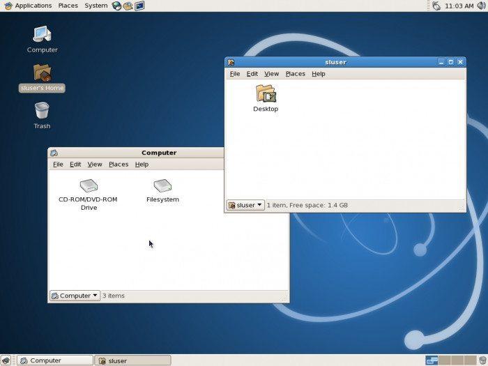 """Scientific Linux 5.6 """"Live"""""""