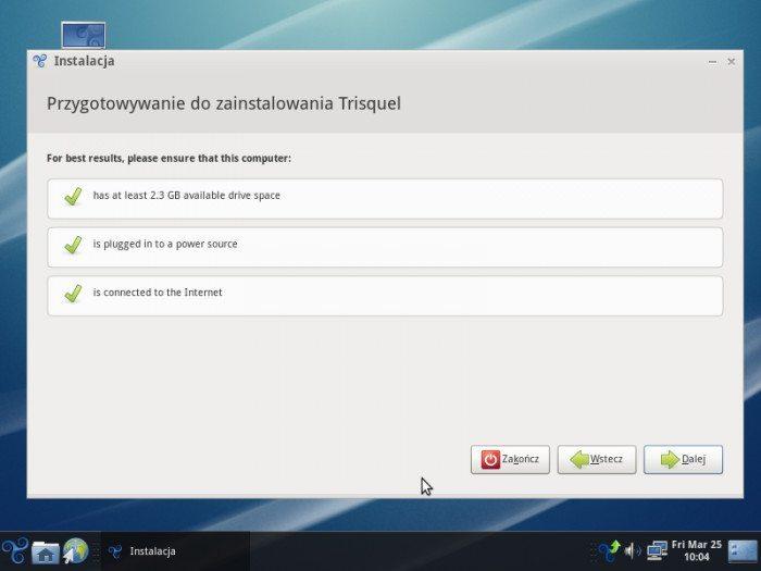 Trisquel GNU/Linux 4.5