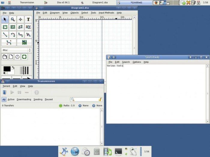 Kwort Linux