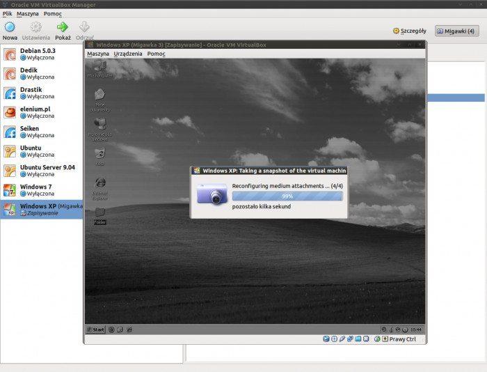 VirtualBox 4.0.0