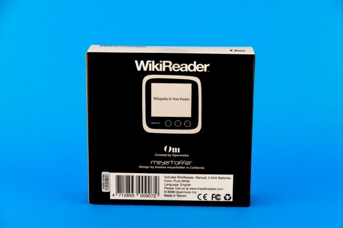 WikiReader