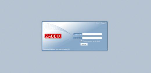 Zabbix 2.0