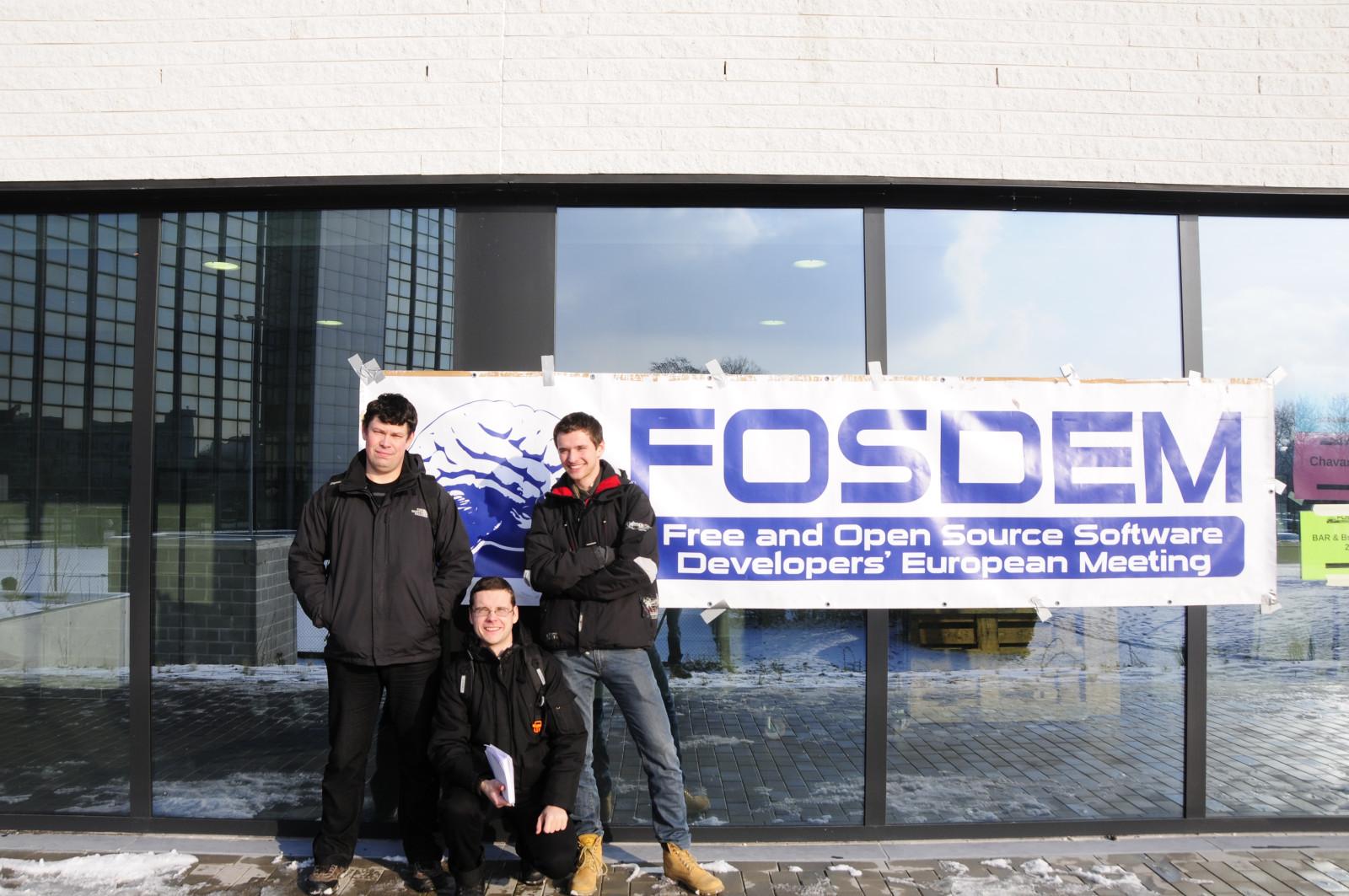 FOSDEM 2012