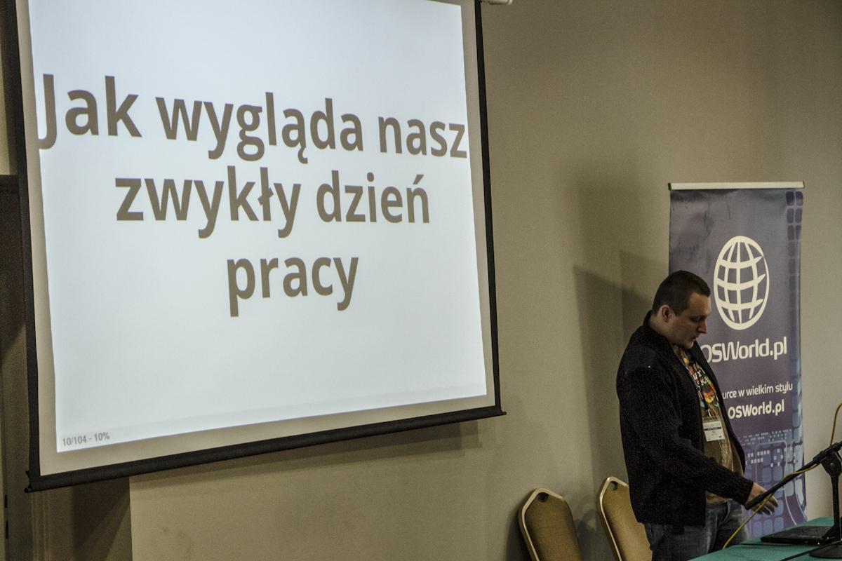 Jesień Linuksowa 2012