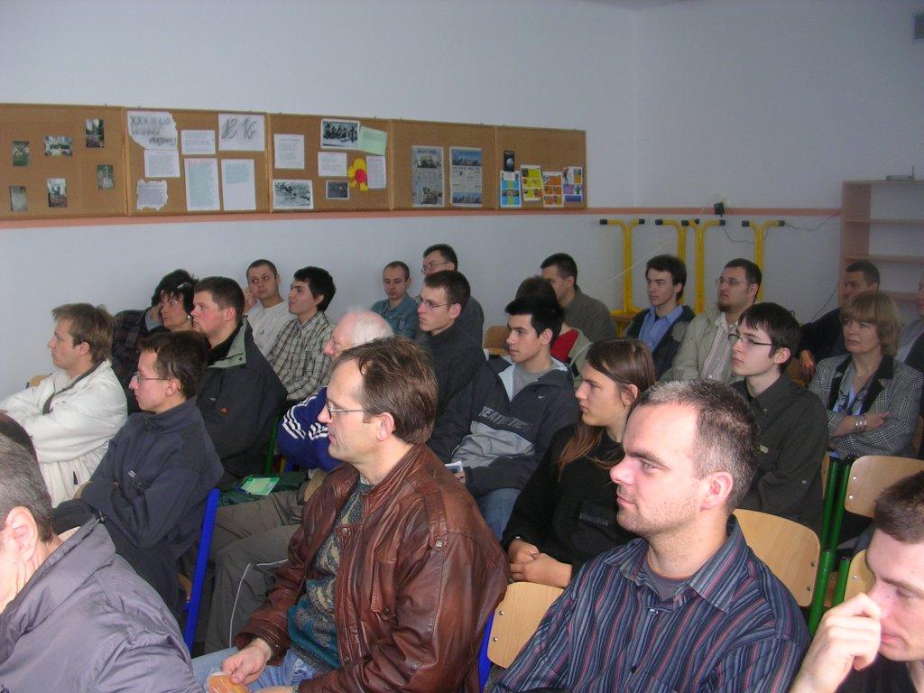 Mandriva Install Party 2007