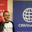 Open Source Summit 2015 - redaktor naczelny Michał Olber
