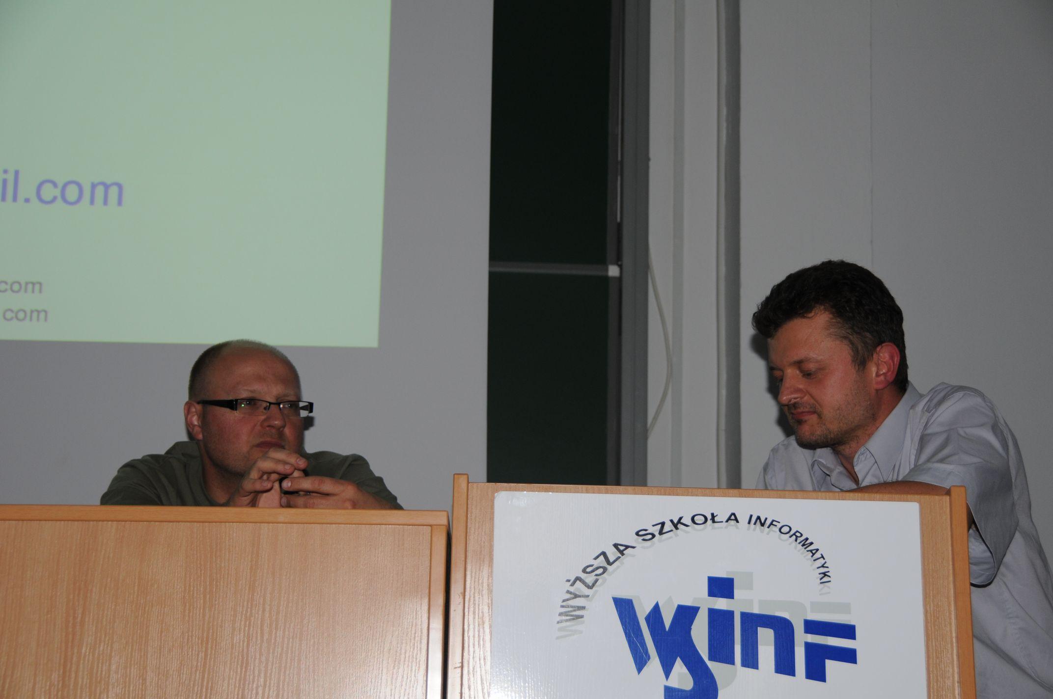 Wieczór z Open Source 2008